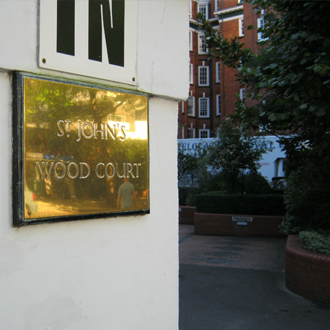 St John's Wood Road, St John's Wood, London, NW8