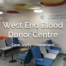 West End Blood Donor Centre
