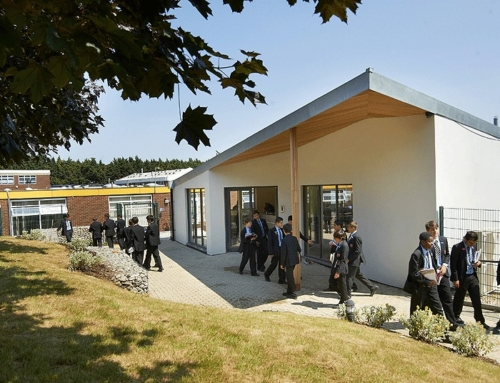 New Sports Hall and Classrooms – Gunnersbury Boys Roman Catholic Secondary School
