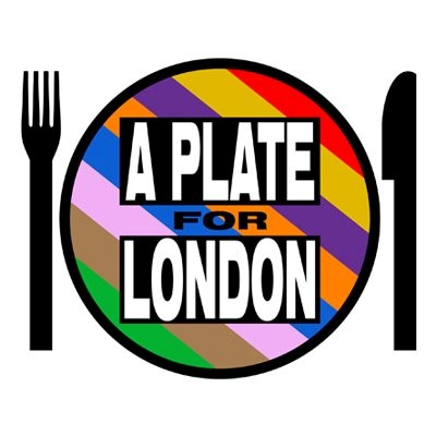 A plate for London